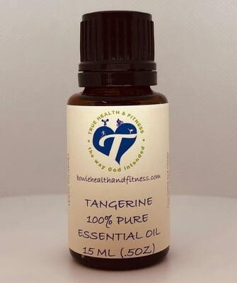 Tangerine 100% Pure Essential Oil