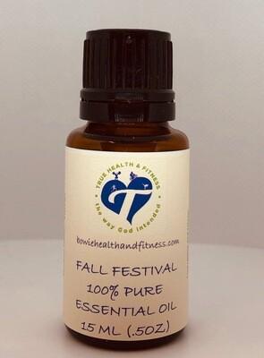 Fall Festival 100% Essential Oil Blend