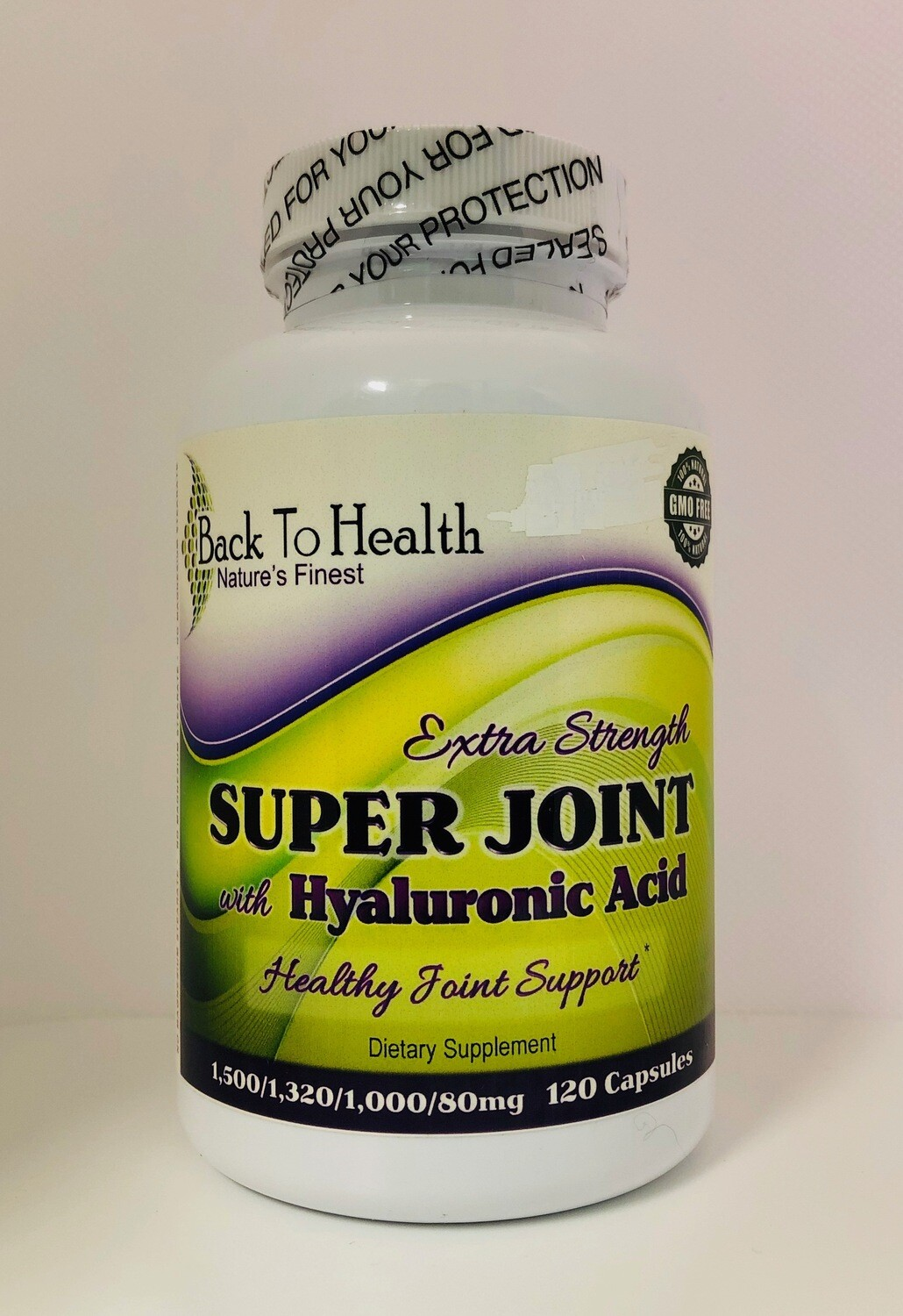 Extra Strength Super Joint w/Hyaluronic Acid