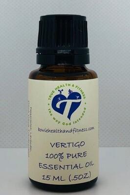 Vertigo Blend 100% Pure Essential Oils