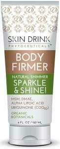Body Firmer Natural Shimmer Sparkle & Shine