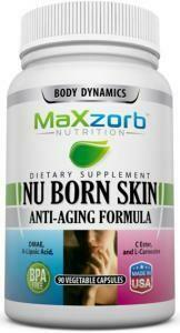 Nu Born Skin Anti Aging Formula