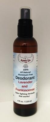 Deodorant Lavender & Frankincense