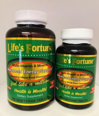 Life's Fortune Mulit Vitamin & Mineral