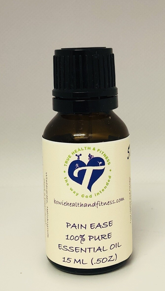 Pain Ease 100% Pure Essential Oil