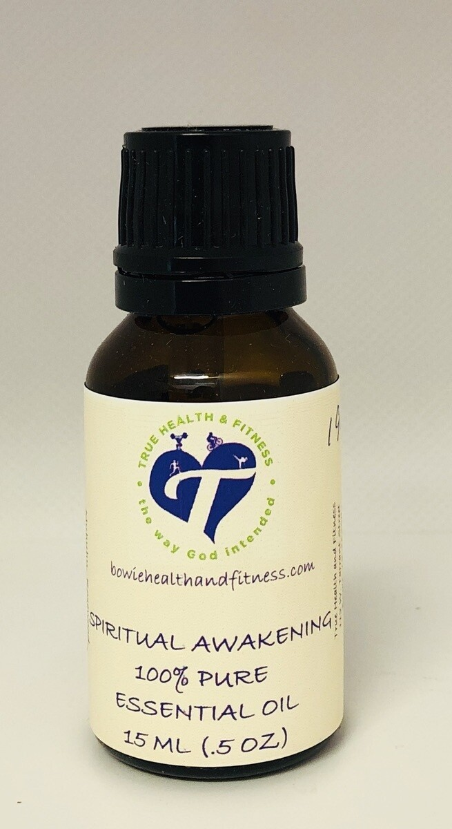 Spiritual Awakening 100% Pure Essential Oil 15 ml