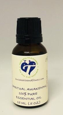 Spiritual Awakening 100% Pure Essential Oil 15 ml