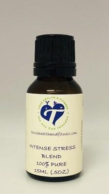 Intense Stress Blend 100% pure Essential Oil 15 ml