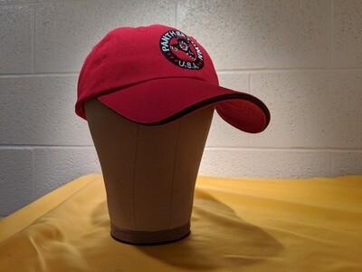 Red/Black Sandwich - Panthertown Ball Cap