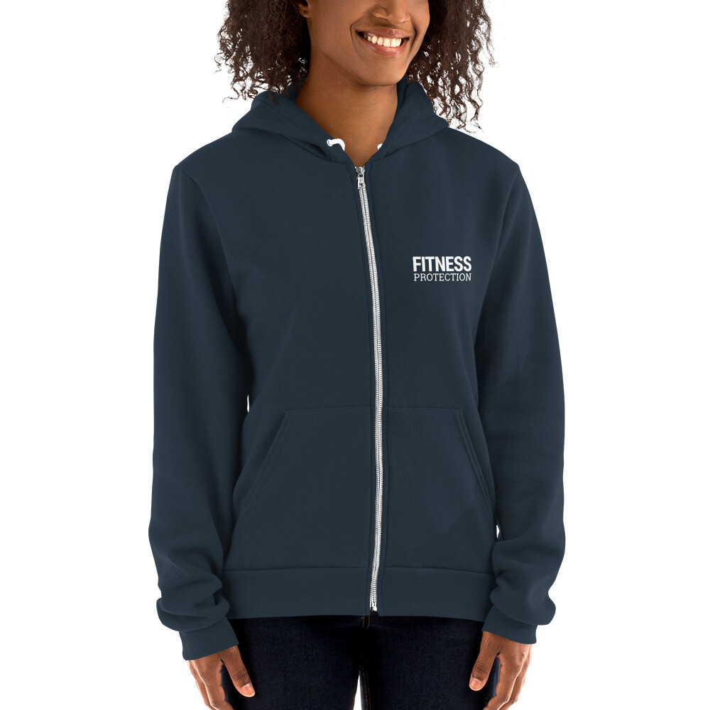 Fitness Protection Hoodie - Unisex