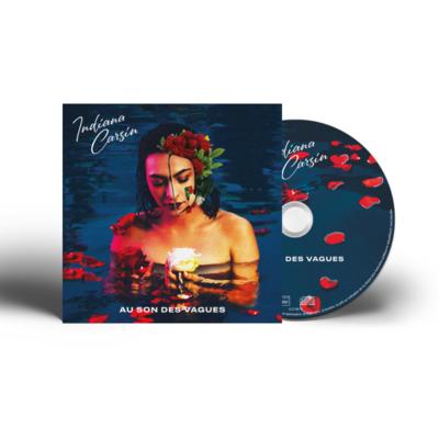 CD digisleeve 2 volets | Au son des vagues