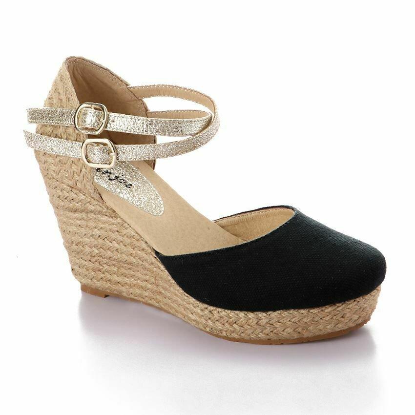 3368 Sandal - Black