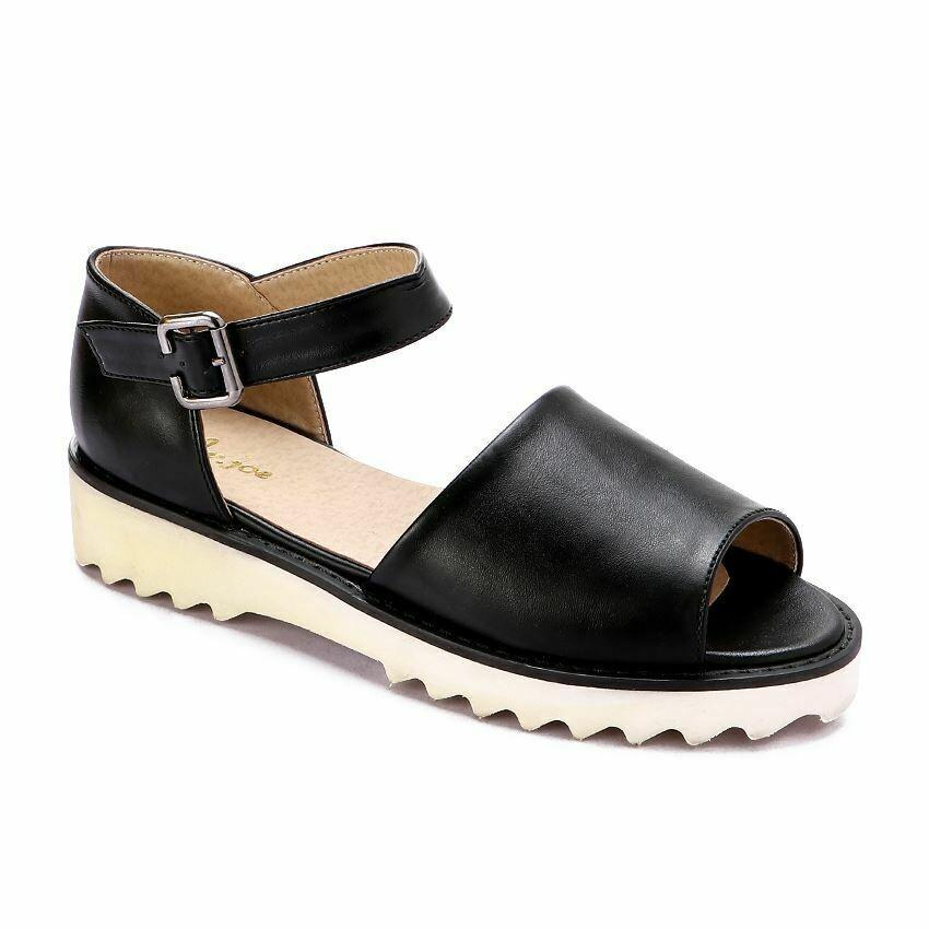 3350 Sandal - Black