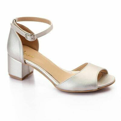 3346 Sandal - Silver