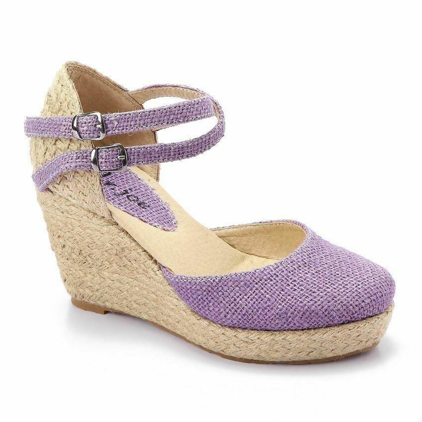 3368 Sandal - Purple