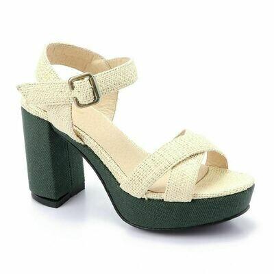 3369 Sandal - Off White