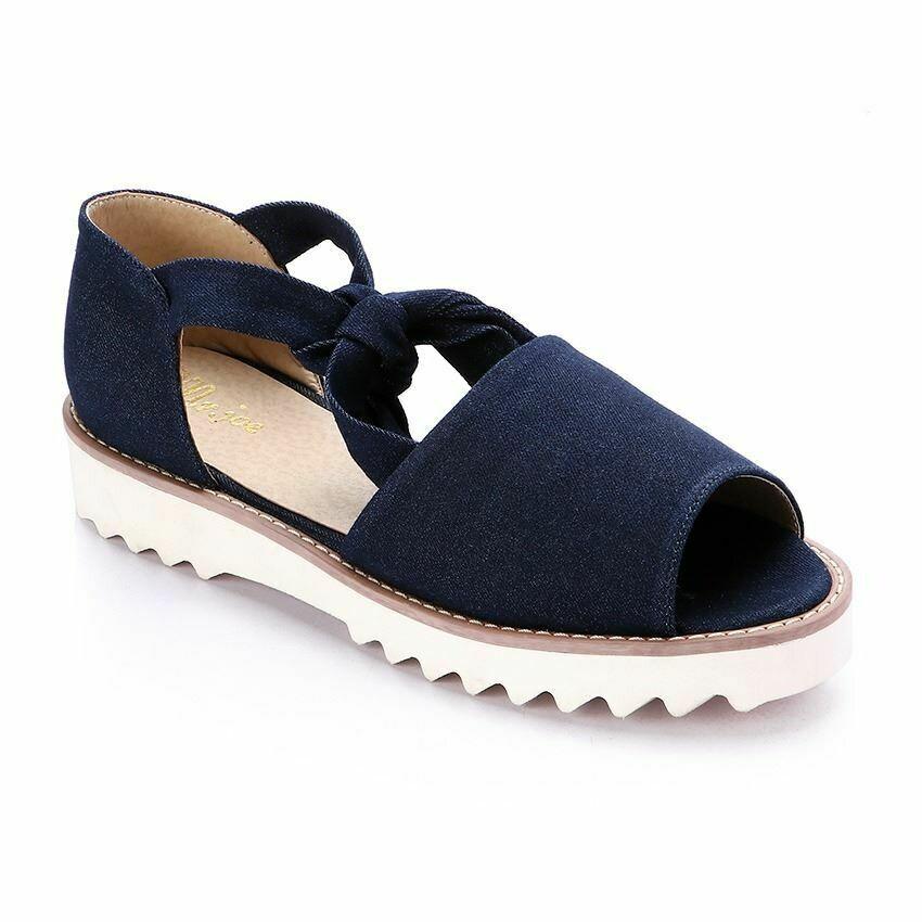 3370 Sandal - Navy