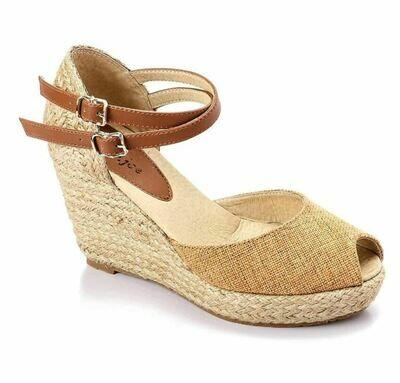 3366 Sandal - Yellow