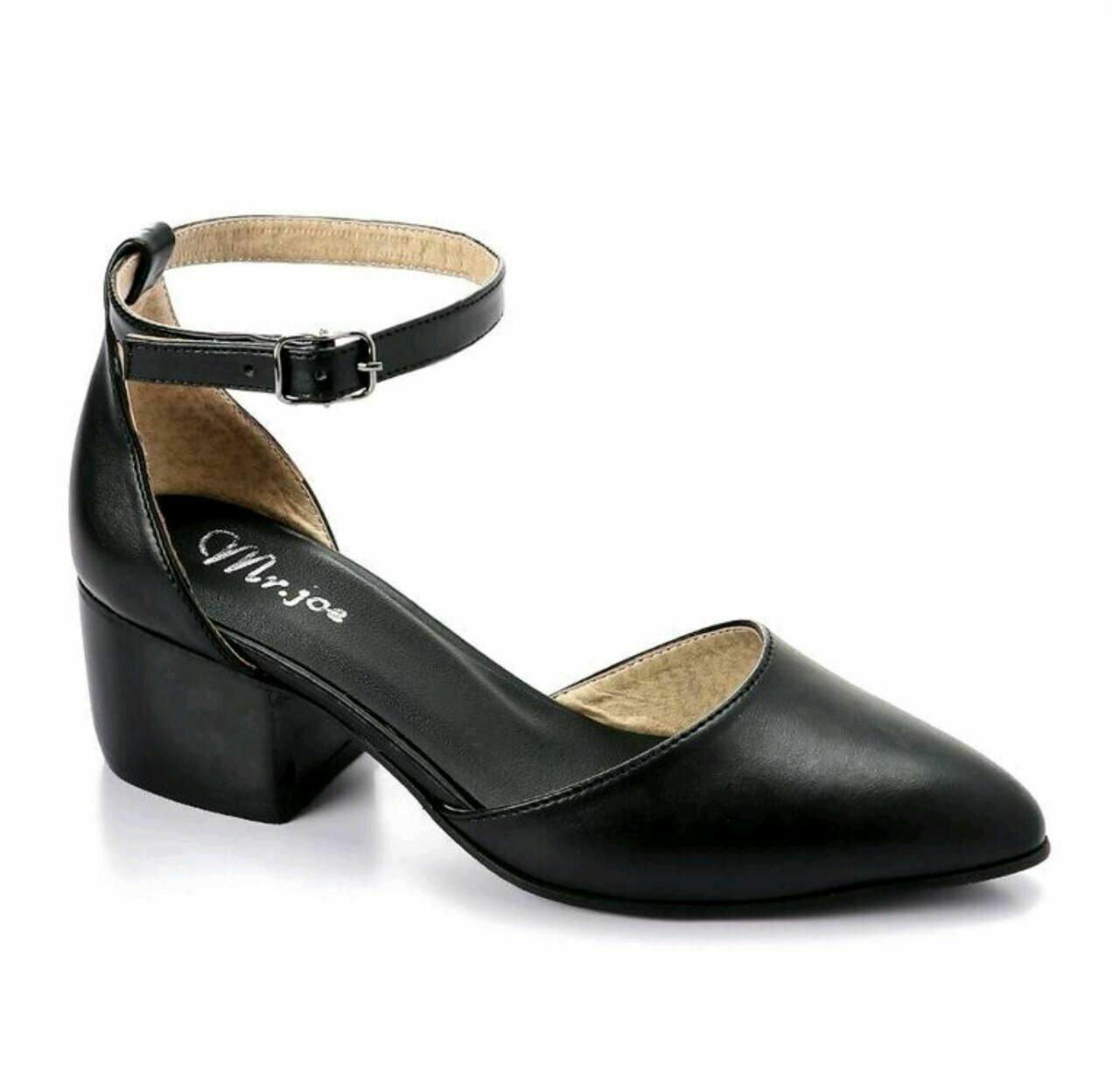 3347 Shoes - Black