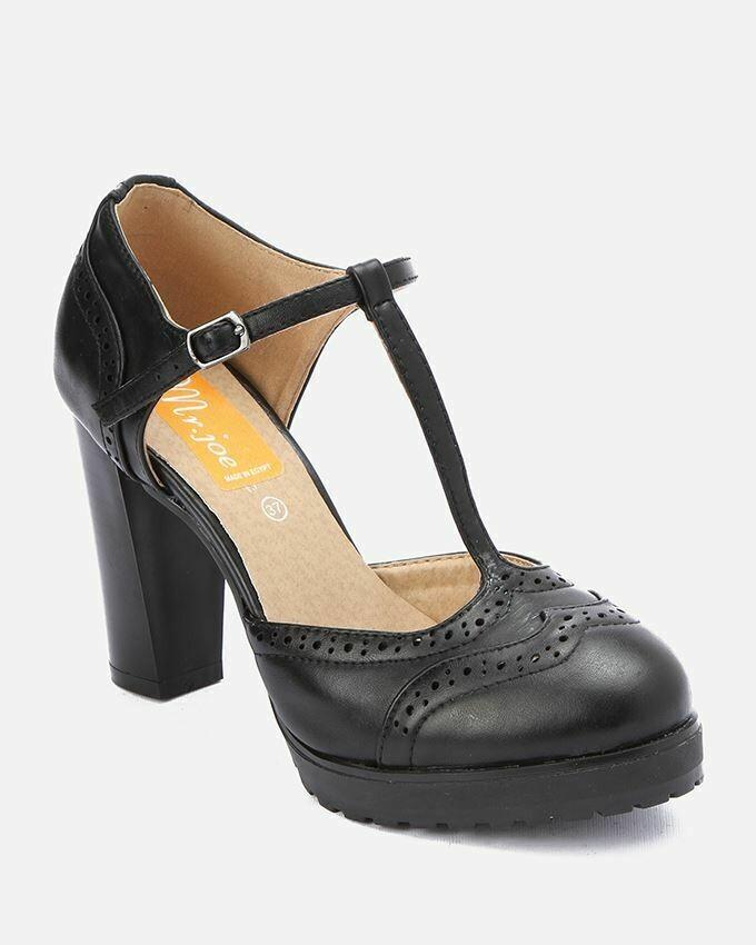 3197 Shoes - Black