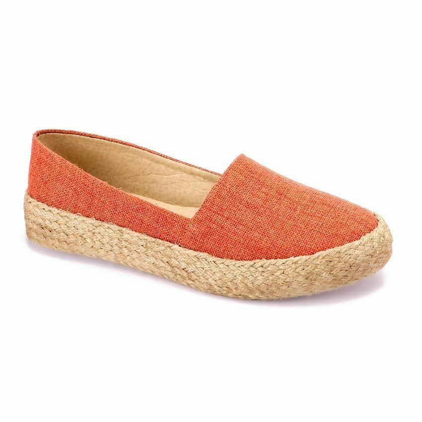 3365 Casual Sneakers -Dark orange