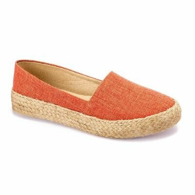 3365 Casual Sneakers -Dark orange