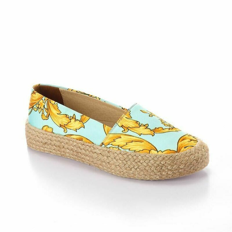 3365 Casual Sneakers -Light Blue* gold