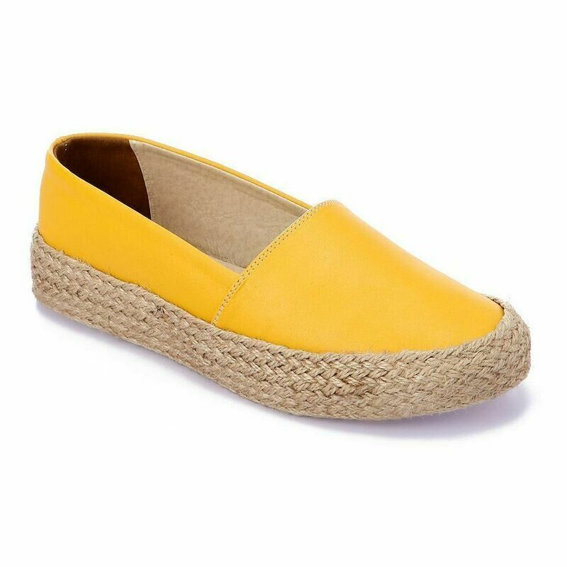 3365 Casual Sneakers - yellow Leather