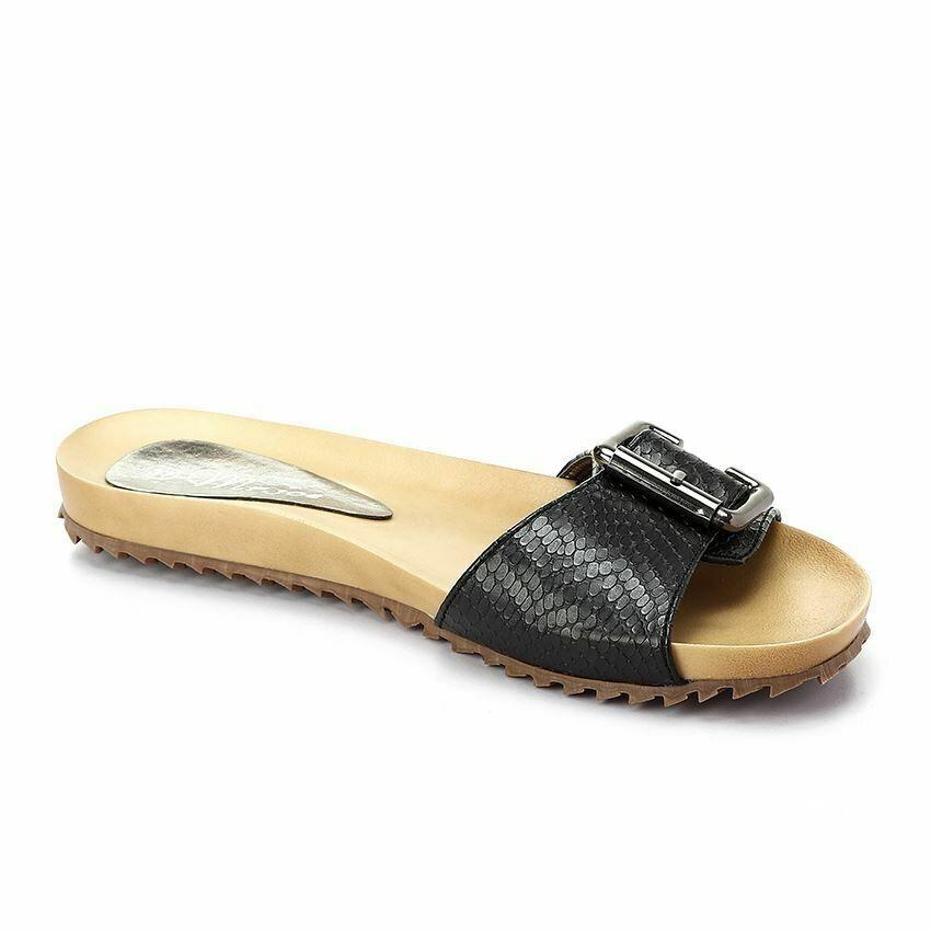 3280 Slipper - Black
