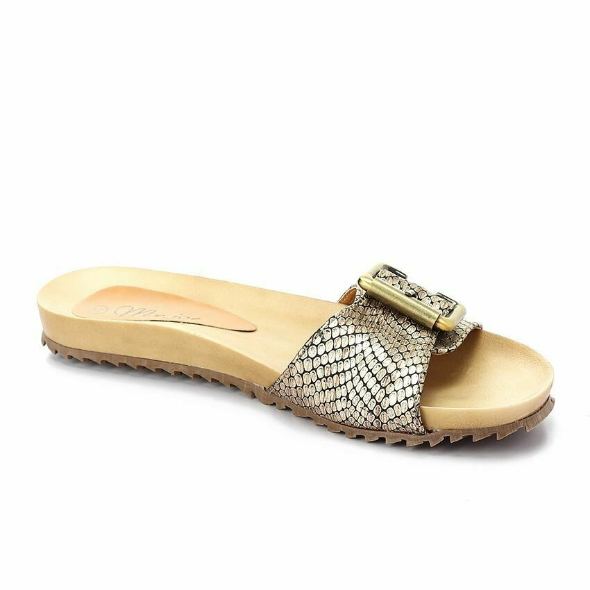 3280 Slipper - Gold