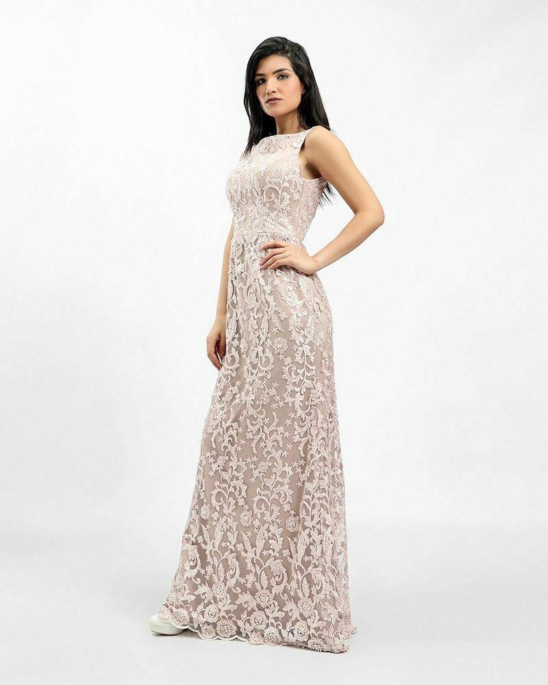 8409  Soiree Dress -Simon