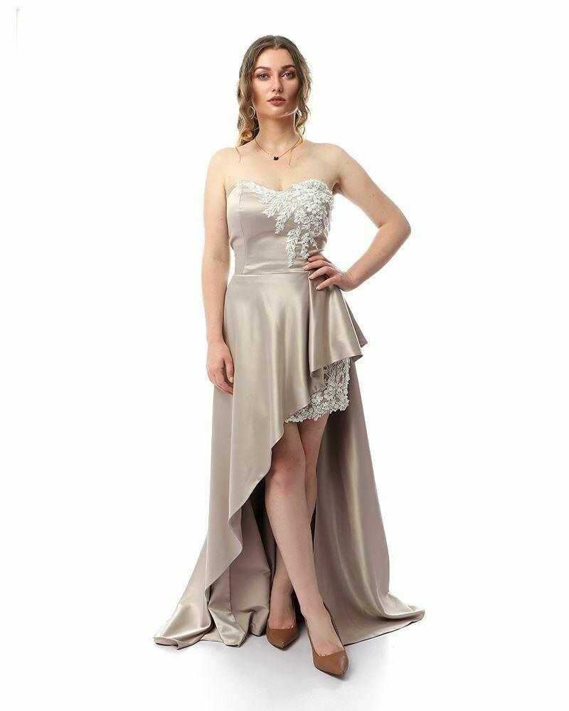 8434 Soiree Dress - Cafa