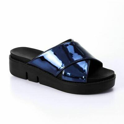 3301 Slipper - Blue