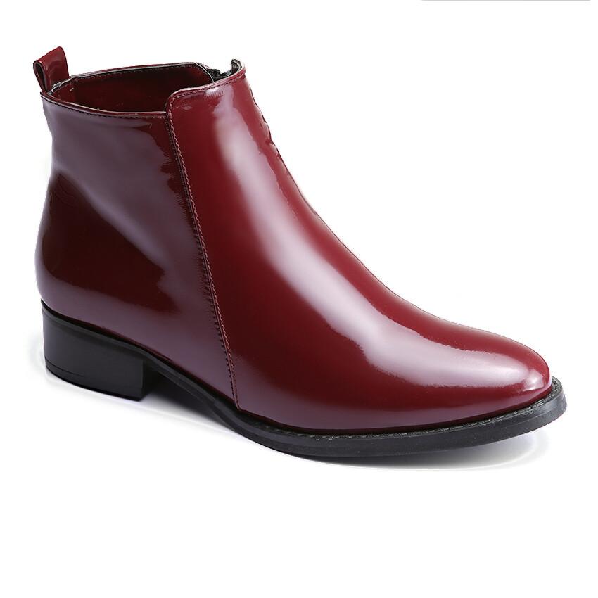 3310 -Half Boot -  Burgundy