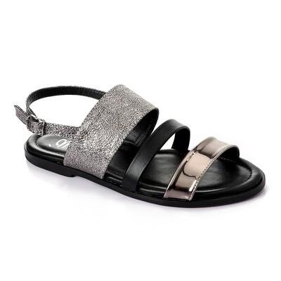 3361 Sandal - Silver