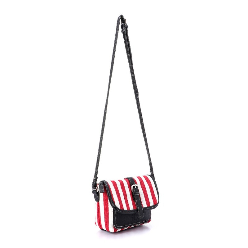 4812 Bag Black*Red