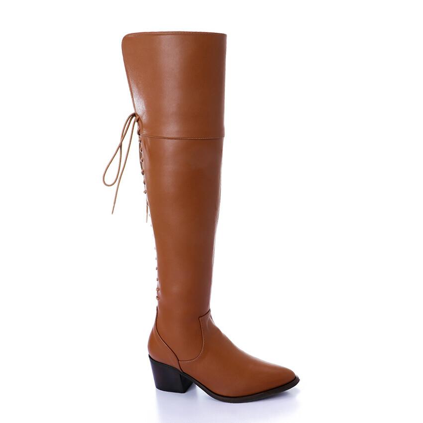 3414 Knee High Boot -Havan