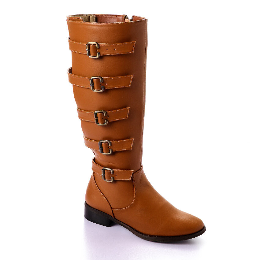 3413 Boot  High Boots- havan