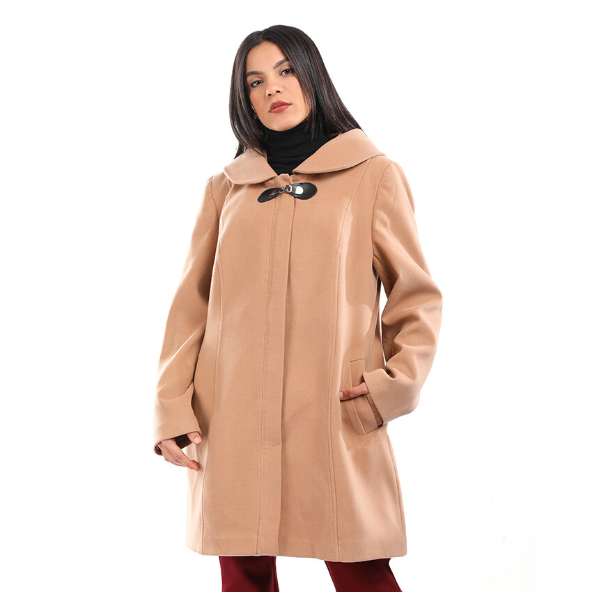 8205 Coat - Camel