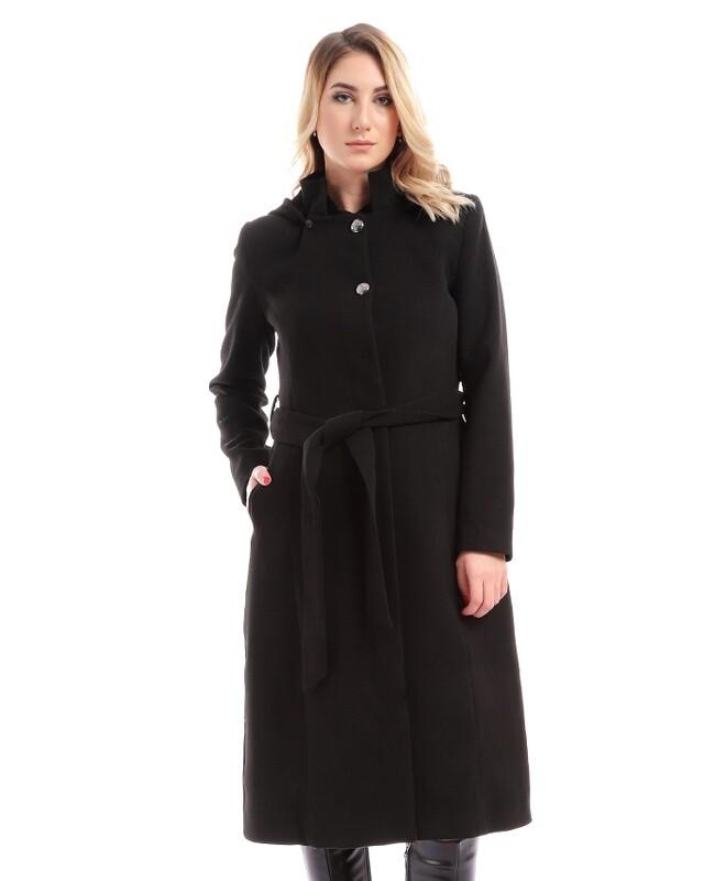 8209 Coat - Black