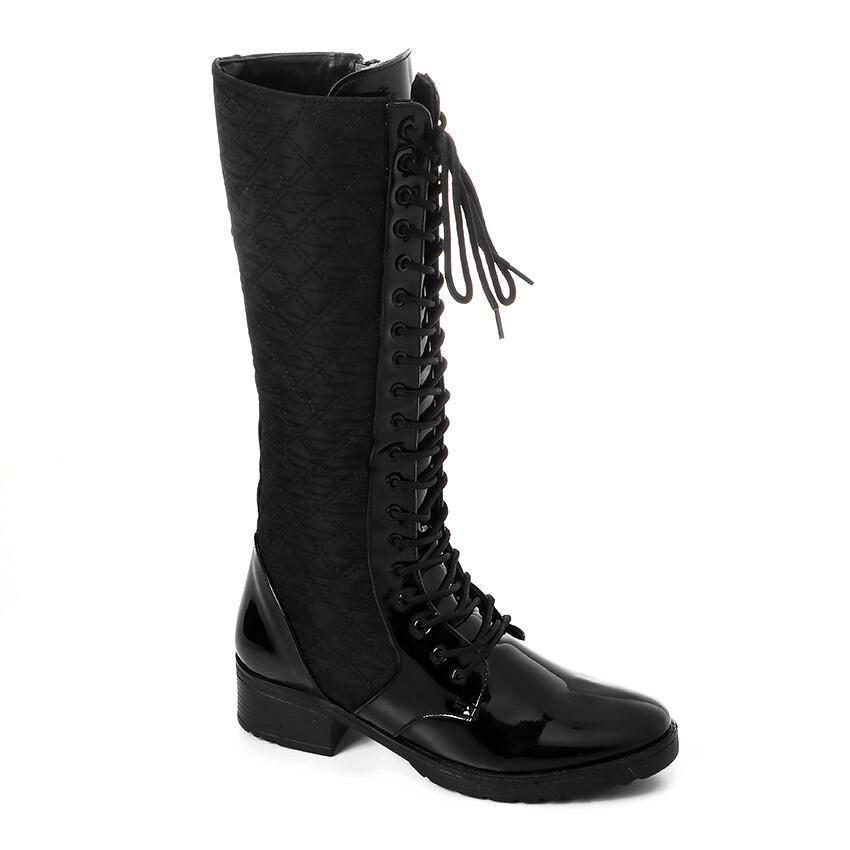 3422High Boot - Black V