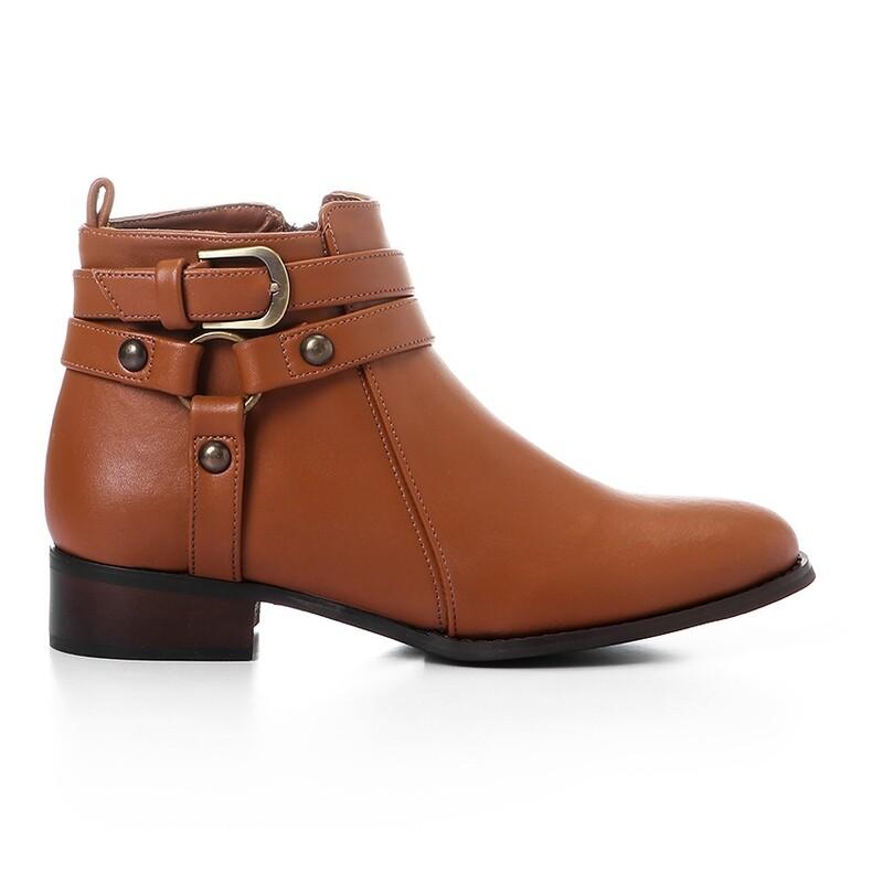 3426 Half Boot - Havan