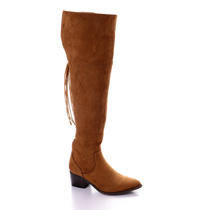 3414 Knee High Boot -Havan SU