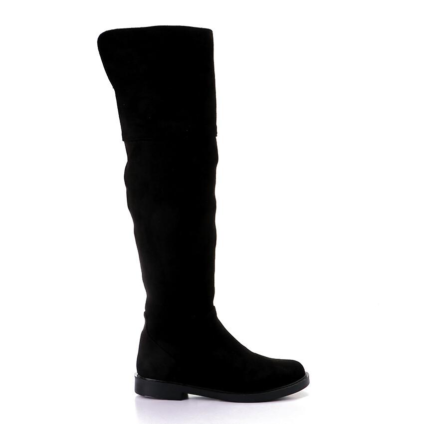 3765 High Boot  - Black su
