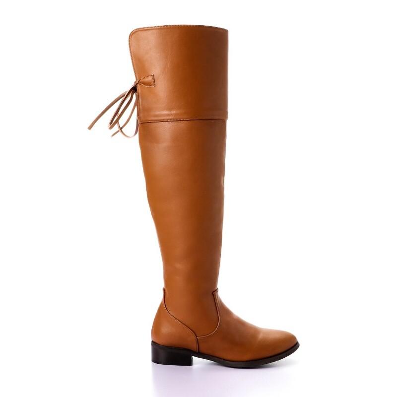 3411 Knee High Boot - Havan