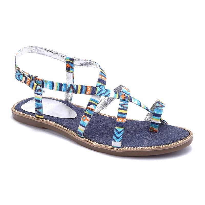 3121 Sandal - Blue