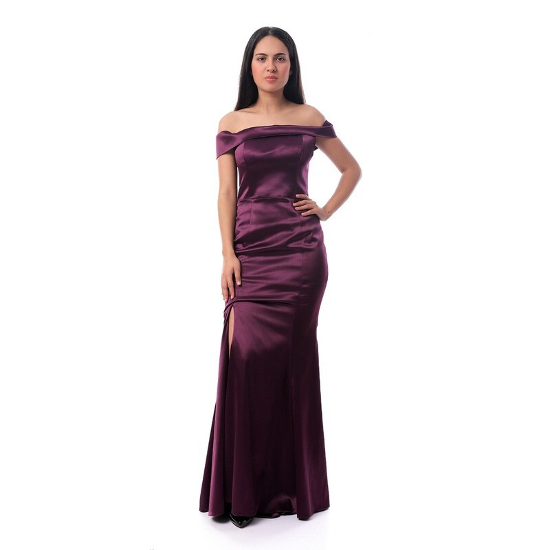 8510 Soiree Dress - Purple