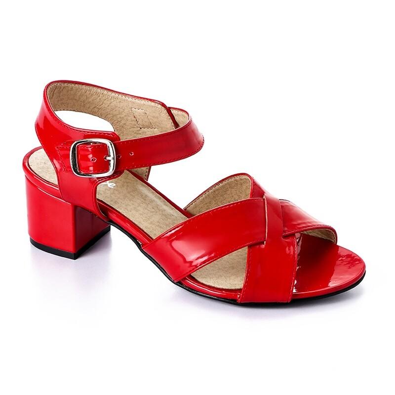3306 Sandal - red