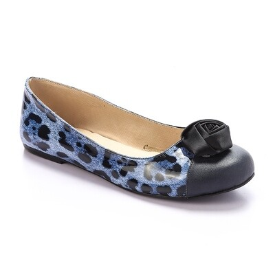 3259 Flat Shoes - Blue