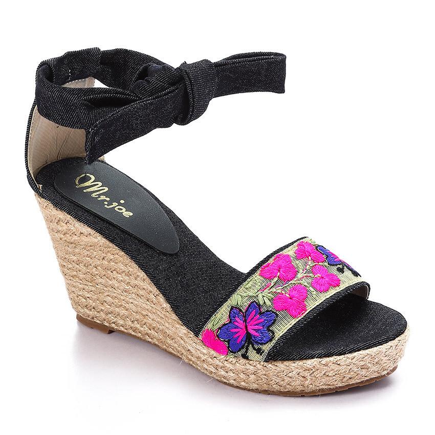 3270 Sandal - Fushia